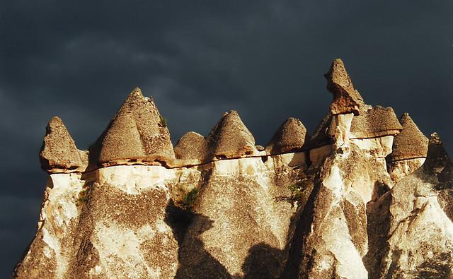 Natural Castle