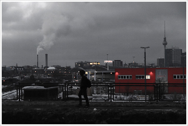 Ciudad Post-industrial