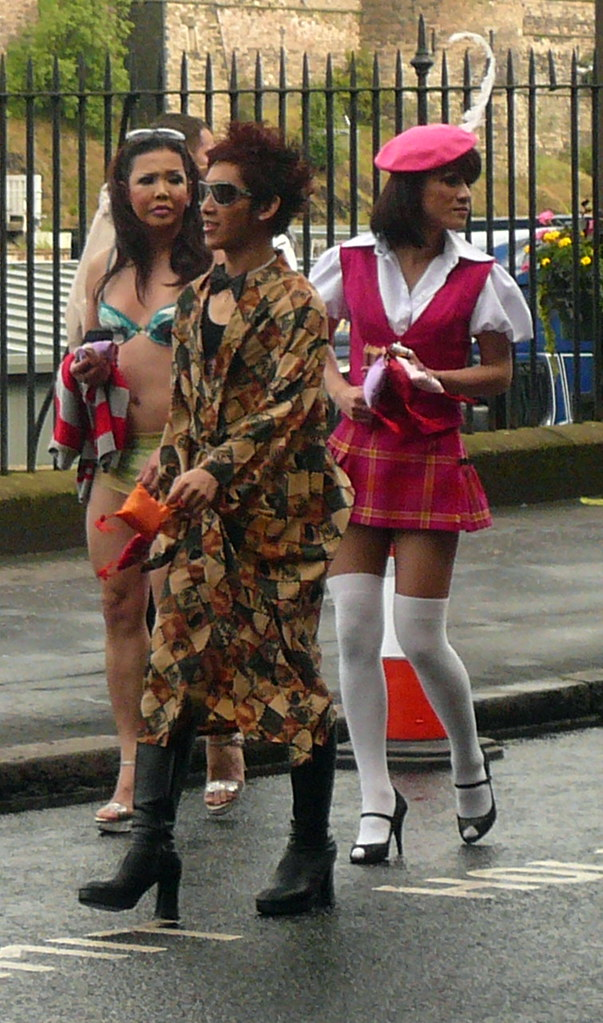 Edinburgh Fringe 2008: Ladyboys of Bangkok