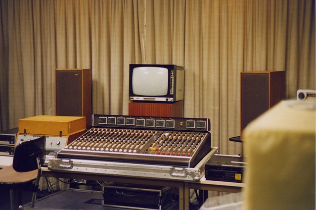 Kendal Ave Listening Room