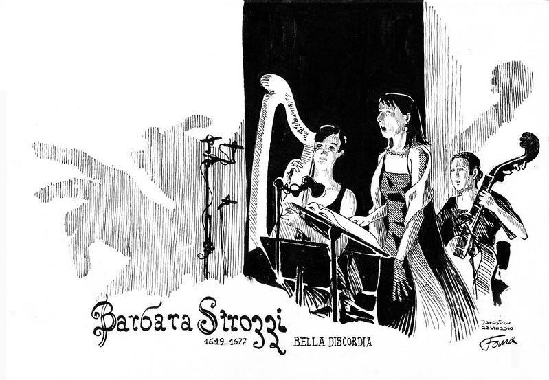 Bella Discordia - songs of Barbara Srozzi