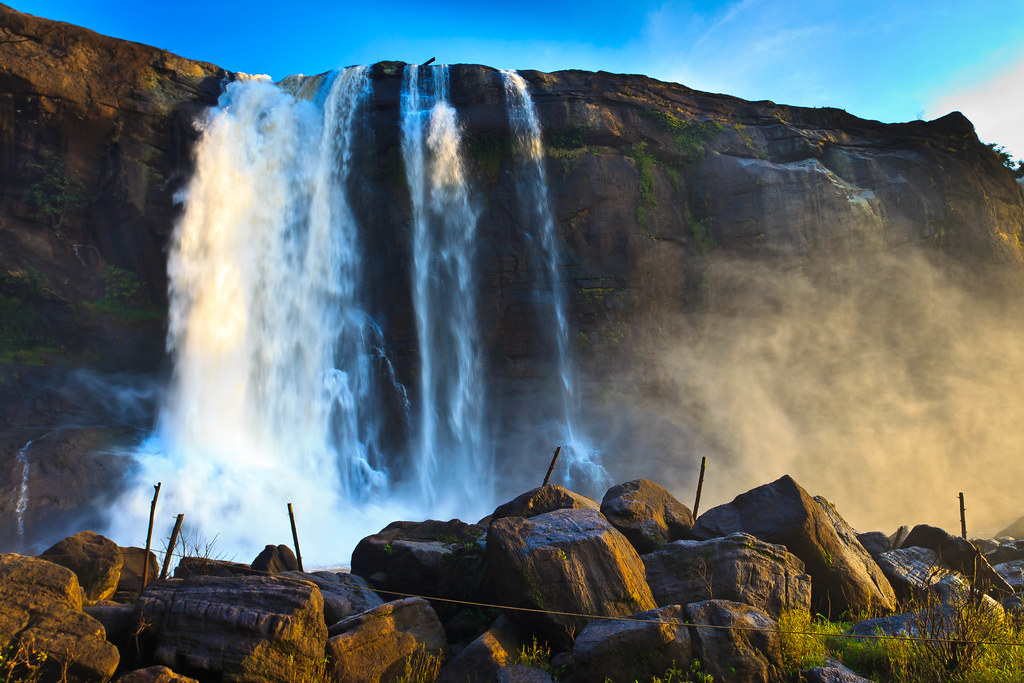 Athirappilly Falls | This is one place which I will never be… | Flickr
