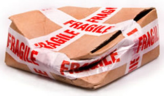 damaged package | by csc1950