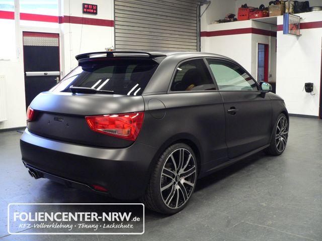 Audi A1-mattschwarz-folie statt lack_008