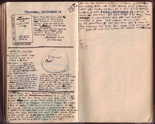 1954: October 21-22 | by Andrew Huff