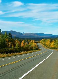 Park's Highway, Alaska