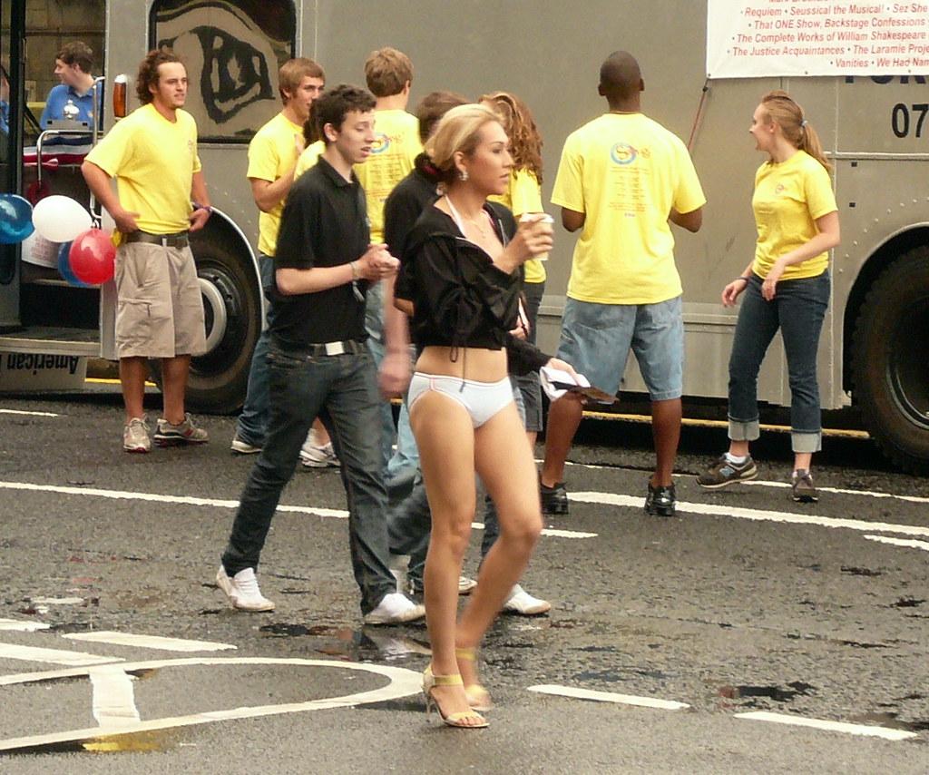 Edinburgh Fringe 2008: Ladyboys of Bangkok