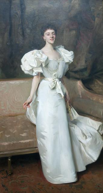 Portrait of Thérèse Clary, 1896