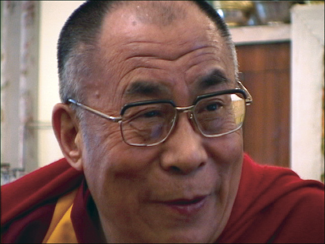 """10 Questions for the Dalai Lama"""