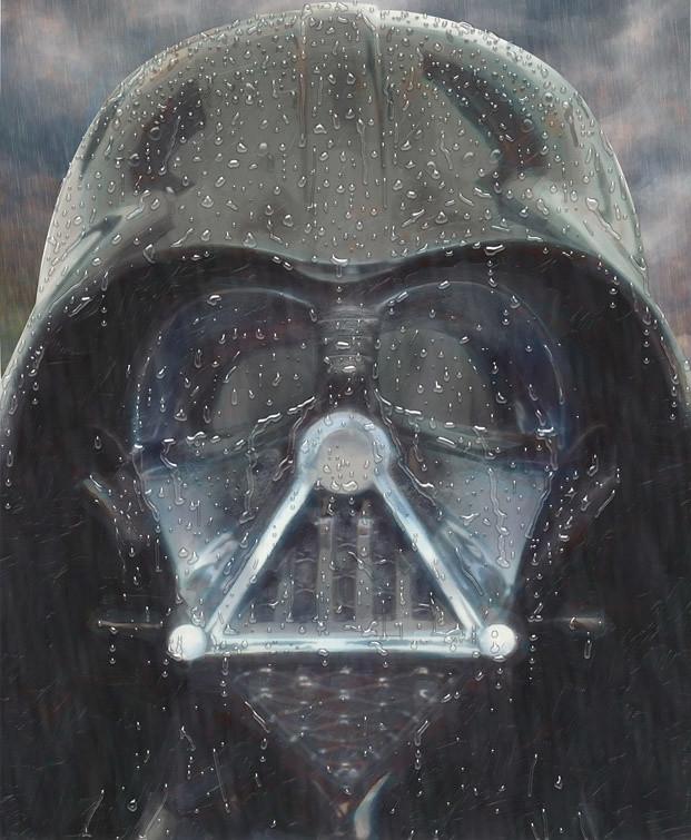 101212(2) -「美樹本晴彥×西又葵×小畑健×弐瓶勉」為星戰畫冊《Star Wars Art: Visions》獻上專屬作品!