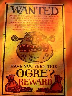 Shrek Wanted Poster Jay Santos Flickr
