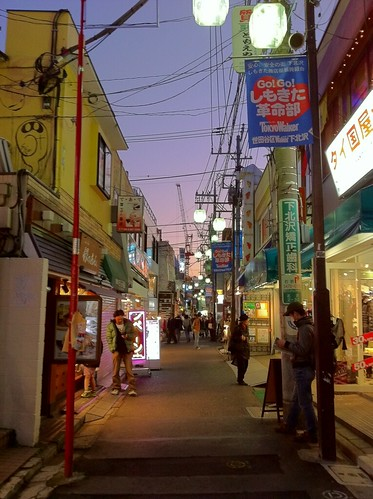 street in shimokitazawa | by @naveen