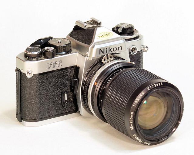 445  - Nikon FE2