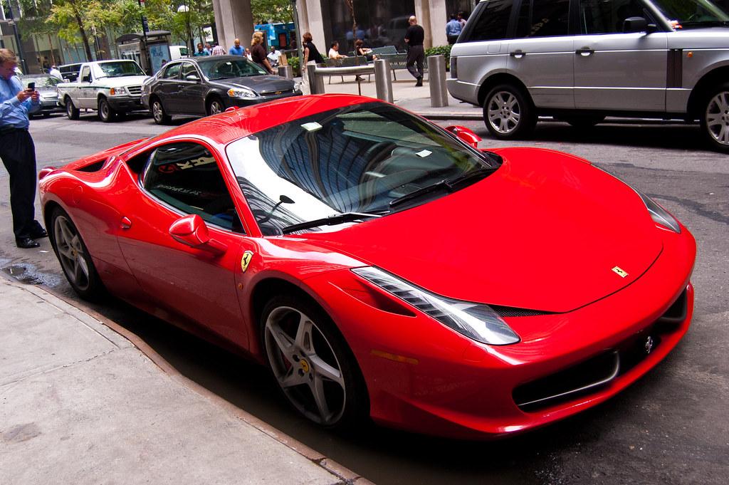 Ferrari In Manhattan Freshwater2006 Flickr