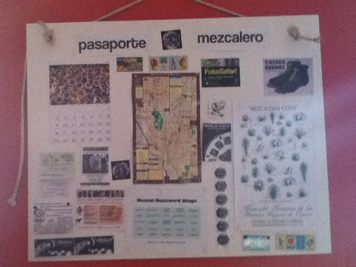 Pasaporte Mezcalero
