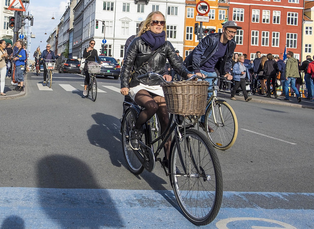 Worldwide Photowalk Copenhagen - The girl on her way