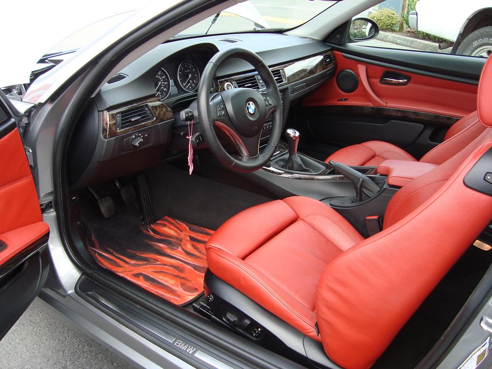 Bmw Interior Repair Custom Leather Interior Interior L Flickr
