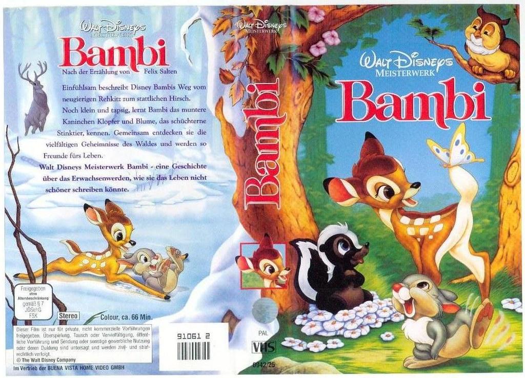 stinktier von bambi