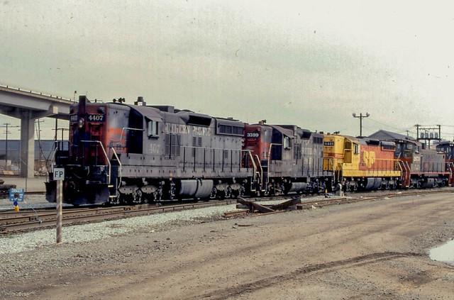 19950304 18 SP Oakland, CA