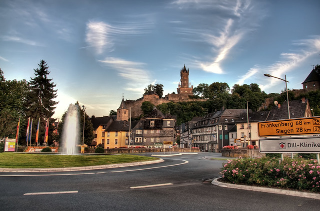 The Road to Dillenburg