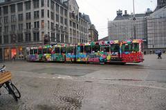 En meer / And more gvb 781 Amsterdam
