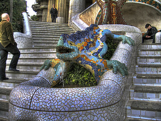 Guell Park Python | by john.purvis