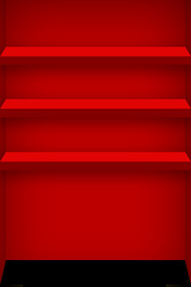 3 Shelf Iphone Wallpaper Red Click A Link For The Full 480