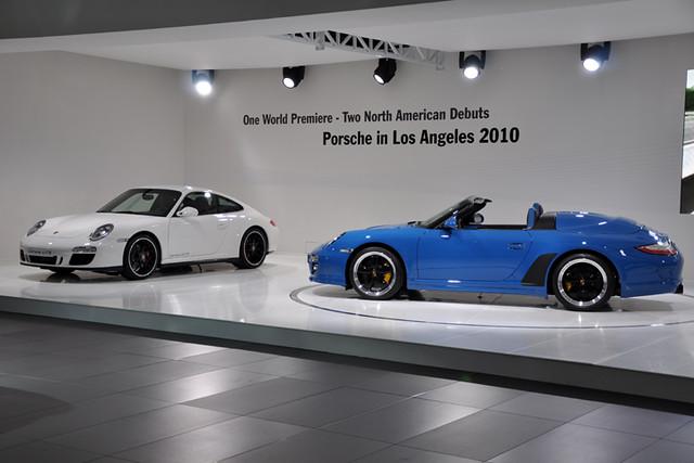 Porsche premier