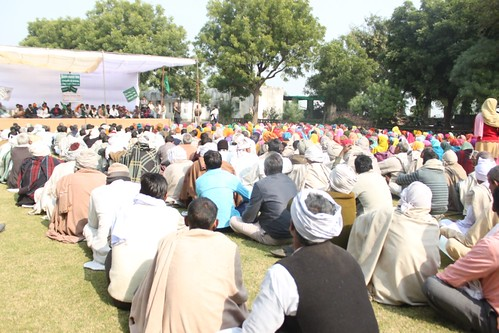 order everywhere-khori meet with farmers | by Yatra-kisanswarajyatra
