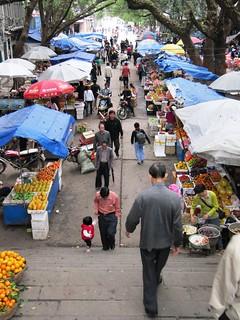 Walking through the Food Bazaar | by everlutionary