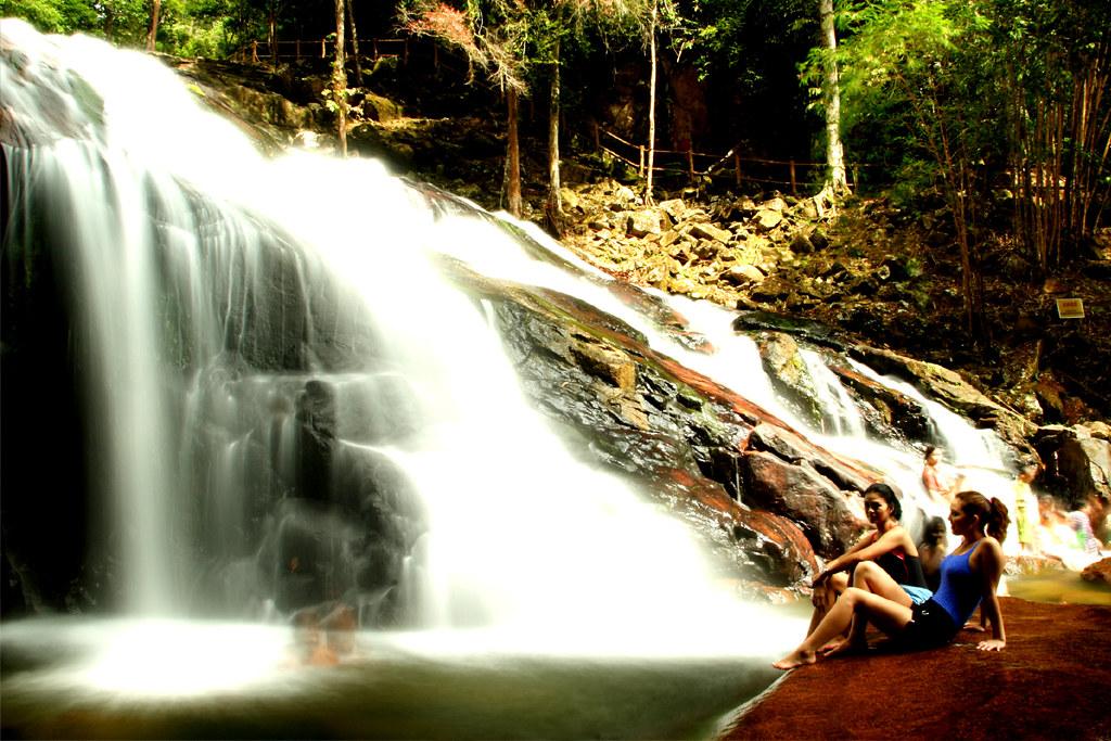 Kota Tinggi Waterfall Johor Air Terjun Kota Tinggi Johor Flickr