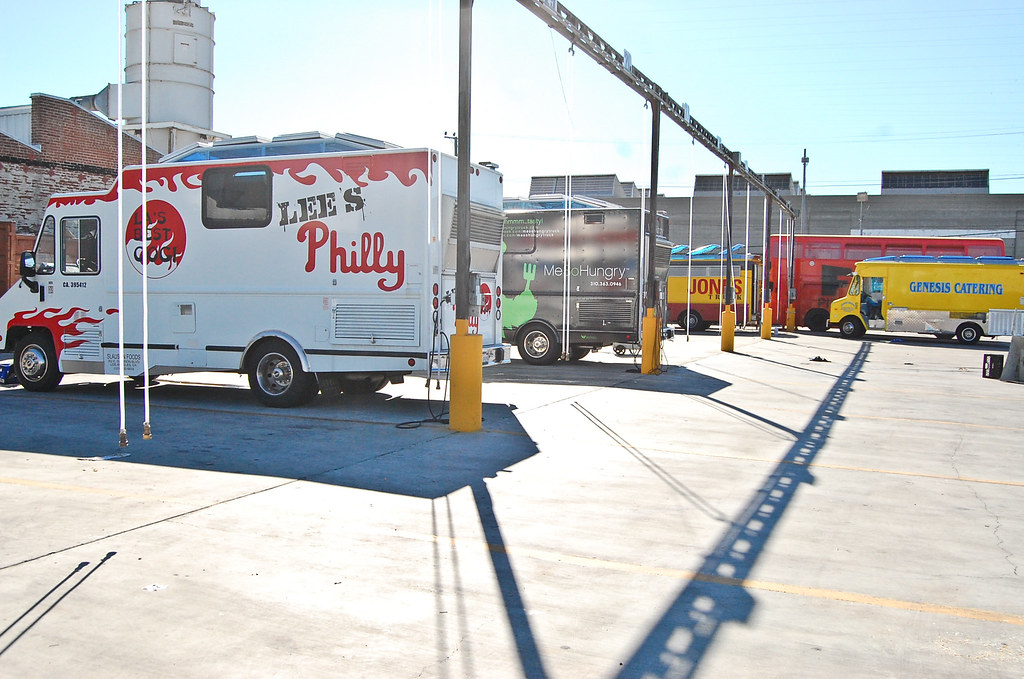 How to Build a Gourmet Food Truck | AA Cater Trucks, Los Ang