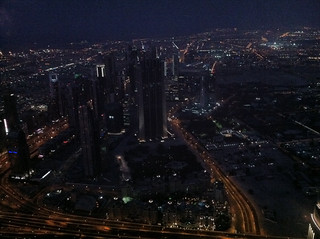 View from Burj Khalifa | by toyohara