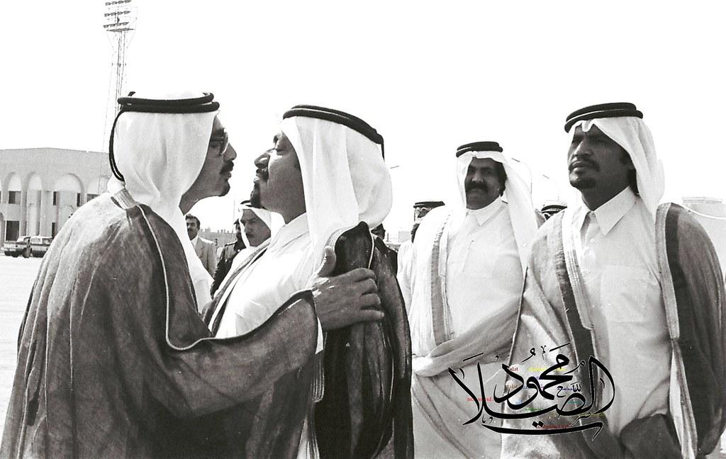 حمد بن خليفة آل ثاني قديم