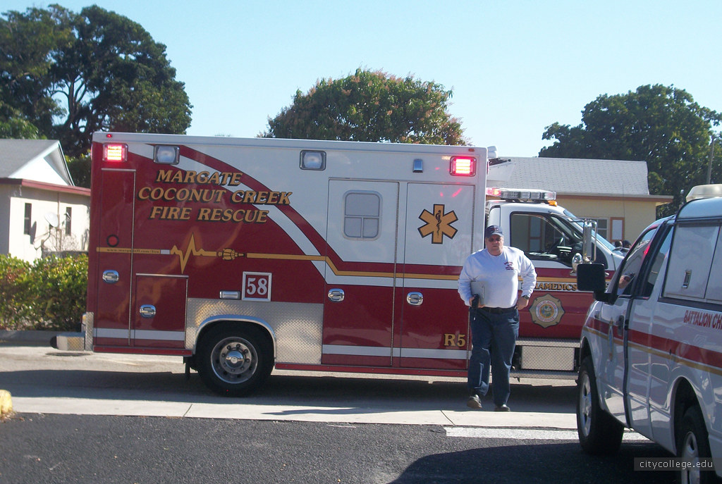 Mass Casualty Incident Drill Lauderhill, FL | Coral Springs