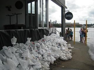 Bulimba, Brisbane - QLDFlood 2011