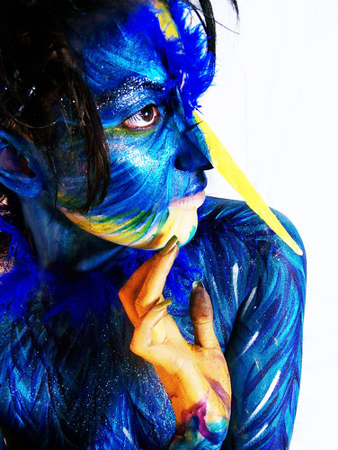 Body Painting   by Inaee