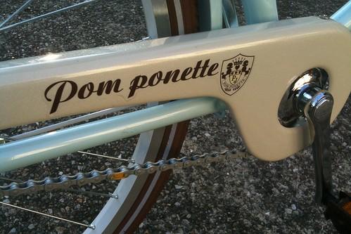 ポンポネットの自転車 | by otou_no