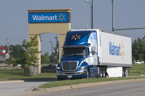 Walmart's Full Hybrid Truck | by Walmart Corporate