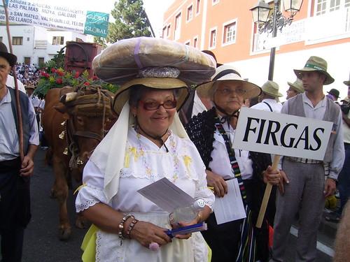 Lorena Rodríguez Cordero El alma de los pueblos Pino Teror 2008