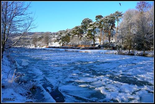 winter snow peebles scottishborders