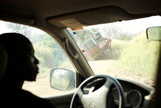 The Katire-Torit road in Eastern Equatoria State, South Sudan