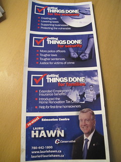 Re-Elect Laurie Hawn | by dave.cournoyer