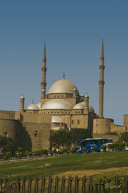 Muhammad 'Ali Mosque (1824-1848) or Alabaster Mosque - Cairo