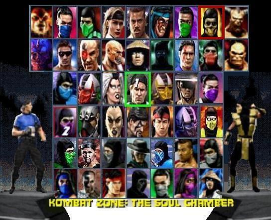 Mortal Kombat Trilogy Beta   ROSS CONNOR   Flickr