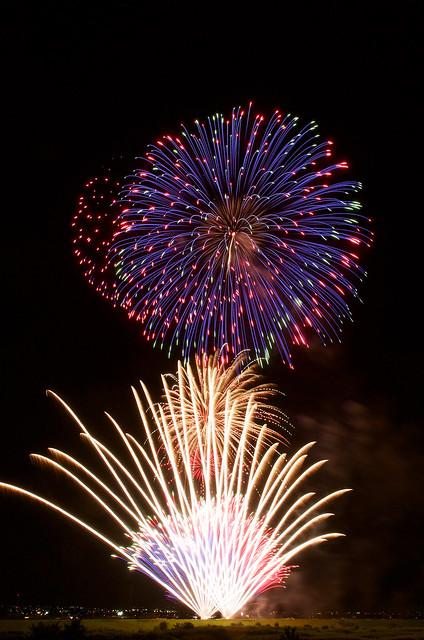 2016 第28回神明の花火 28th Shinmei Fireworks Festival