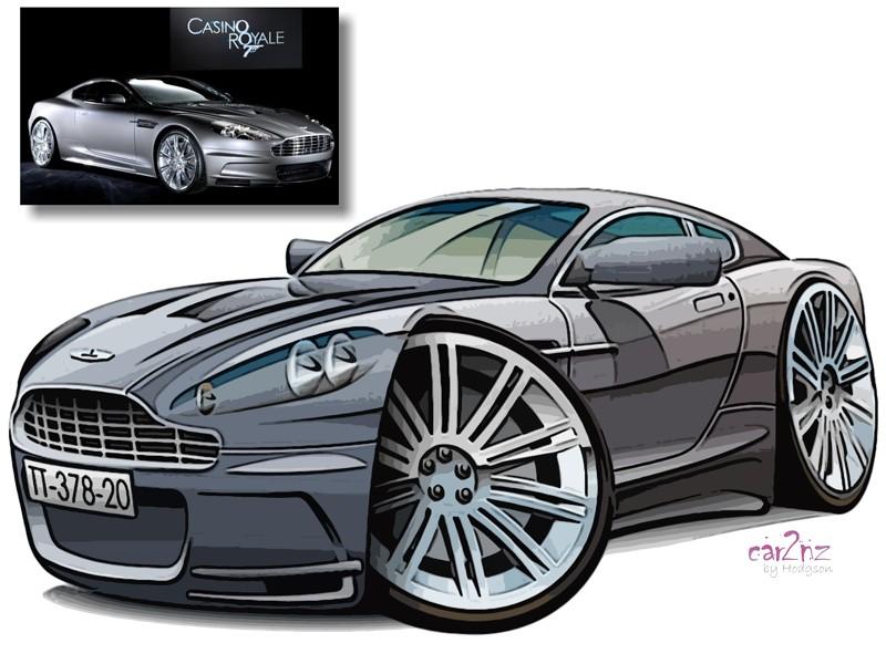 Aston Martin Dbs V12 James Bond In The James Bond Film C