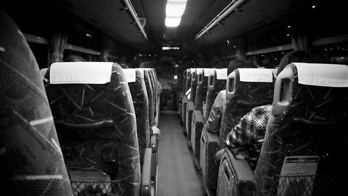 Highway express bus.   by MIKI Yoshihito. (#mikiyoshihito)