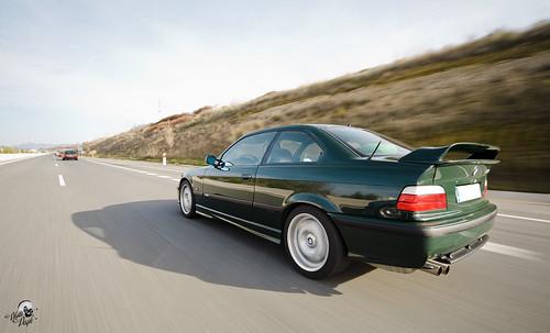 M3 E36 GT Rolling