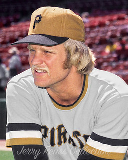 Jerry Reuss Pittsburgh Pirates 1974